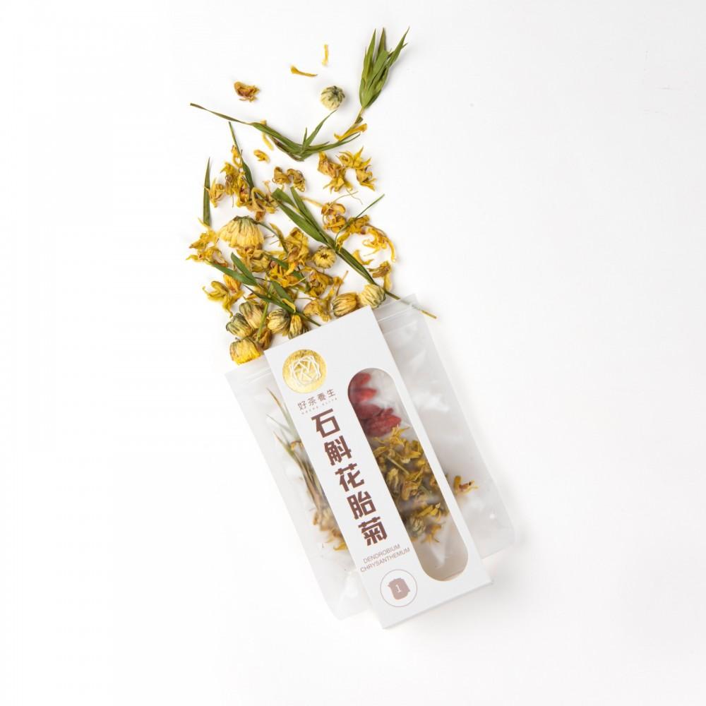 石斛花胎菊(單包裝)