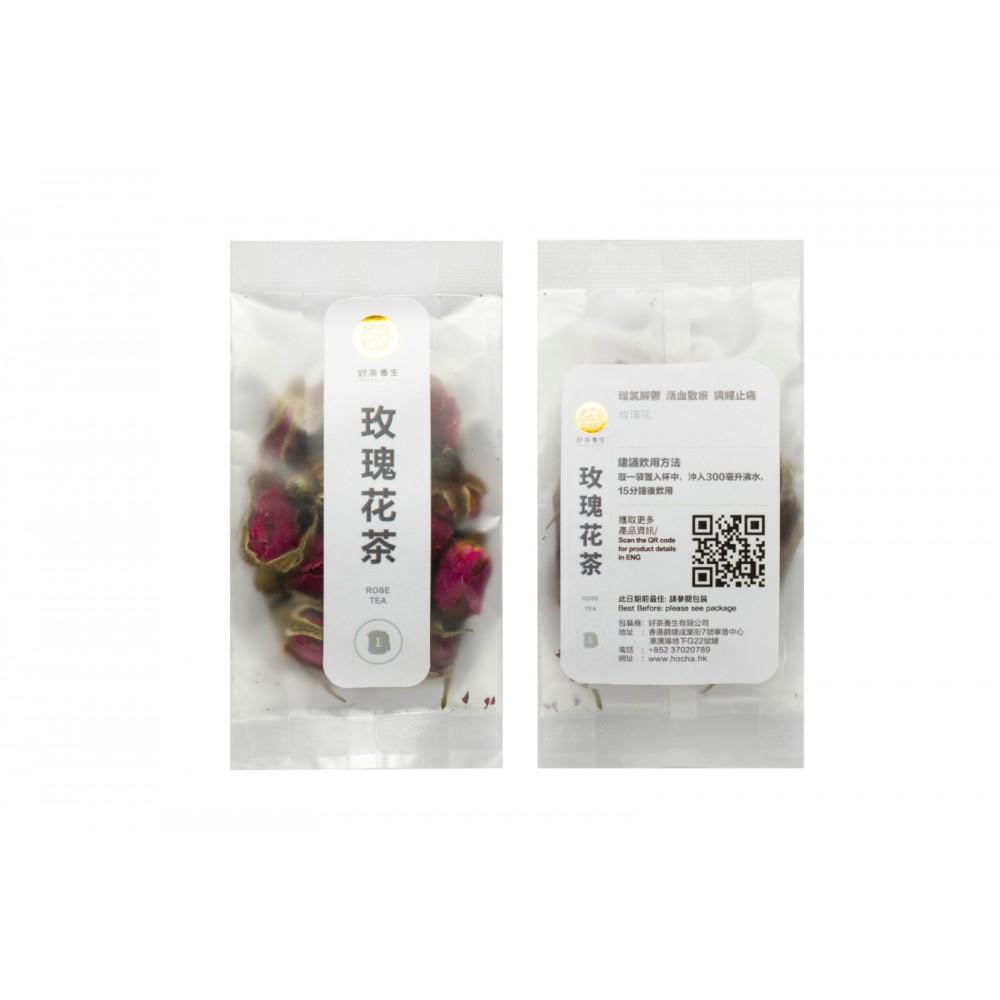 回禮 玫瑰花茶(此乃預訂貨品,訂購需時15個工作天)