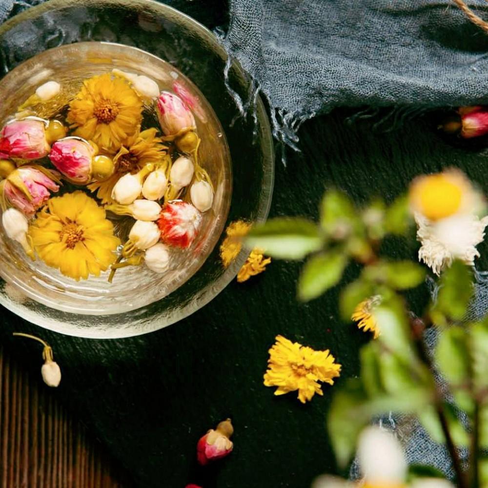 茉莉玫瑰茶(單包裝)